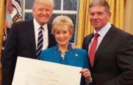 Linda McMahon Stepping down as SBA Head