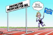 Tax Increases: Warren is about to tell us another lie ... a big one