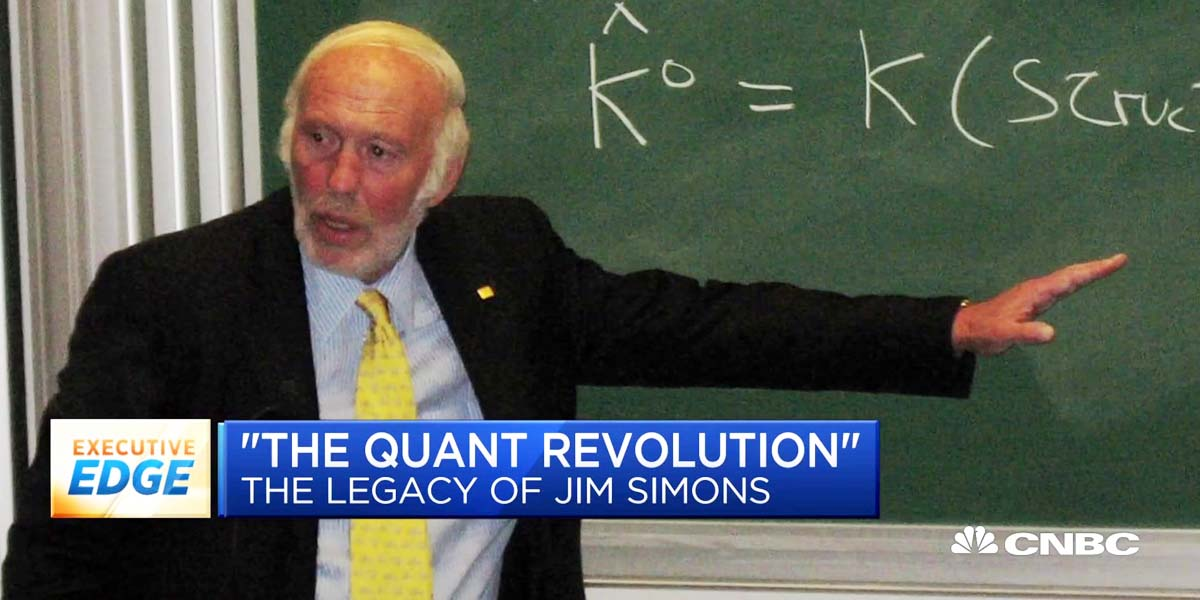 Before they were Big Time - Jim Simons - World's Greatest Investor - A Series…