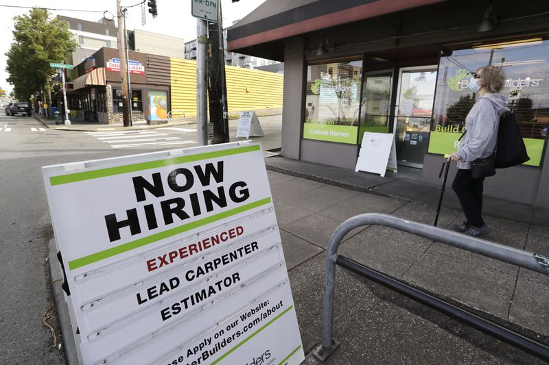 Unemployment Drops Massively and Unexpectedly as Americans Return to Work